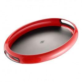 Wesco Podnos Spacy Tray oválny červený