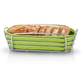 Blomus Košík na pečivo oválny zelený DELARA