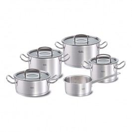 Fissler Súprava hrncov 5 ks so sklenenou pokrievkou original profi collection®