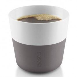 Eva Solo Termohrnčeky na kávu Lungo 230 ml 2 kusy sivé