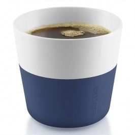 Eva Solo Termohrnčeky na kávu Lungo 230 ml 2 kusy námornícka modrá