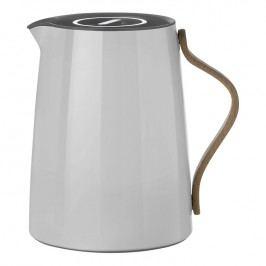Stelton Vákuová termoska na čaj Emma grey1 l danish modern 2.0