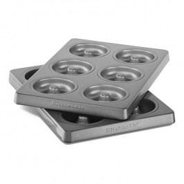 KitchenAid Forma na 6 donutov - súprava 2 ks