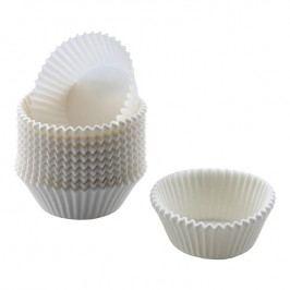 KAISER Papierové košíčky na mini mafiny biele 200 ks Muffin World