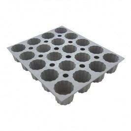 de Buyer Profi silikónová forma na 20 mini báboviek canelé Ø 3,5 cm Elastomoule®