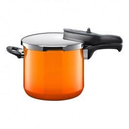 Silit Tlakový hrniec Sicomatic® t-plus Passion Orange 6,5 l bez vložky