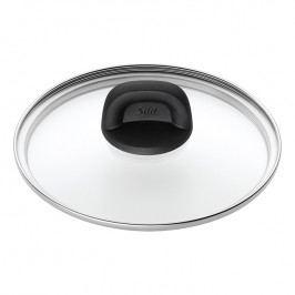 Silit Sklenená pokrievka s plastovým držadlom 20 cm Modesto