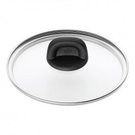 Silit Sklenená pokrievka s plastovým držadlom 24 cm Modesto