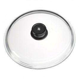 WMF Sklenená pokrievka 26 cm s plastovým držadlom