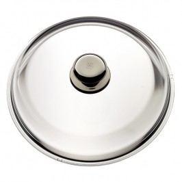 WMF Sklenená pokrievka 20 cm s kovovým držadlom