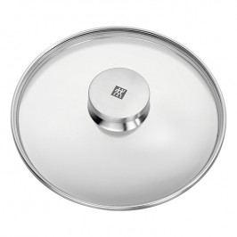 ZWILLING Sklenená pokrievka s úchytom z nehrdzavejúcej ocele Ø 20 cm TWIN® Specials