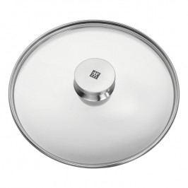 ZWILLING Sklenená pokrievka s úchytom z nehrdzavejúcej ocele Ø 24 cm TWIN® Specials