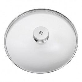 ZWILLING Sklenená pokrievka s úchytom z nehrdzavejúcej ocele Ø 26 cm TWIN® Specials
