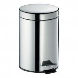 Wesco Odpadkový kôš do kúpeľne 3 l leštená nehrdzavejúca oceľ