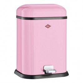 Wesco Odpadkový kôš Single Boy 13 l ružový