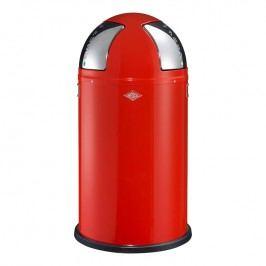 Wesco Odpadkový kôš Push two 50 l (2x 25 l) červený