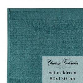 Christian Fischbacher Osuška 80 x 150 cm zelená celadon NaturalDream, Fischbacher