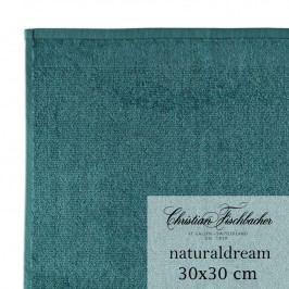 Christian Fischbacher Uterák na ruky / tvár 30 x 30 cm zelená celadon NaturalDream, Fischbacher
