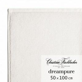 Christian Fischbacher Uterák 50 x 100 cm kriedovo biely Dreampure, Fischbacher