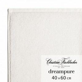 Christian Fischbacher Uterák pre hostí veľký 40 x 60 cm kriedovo biely Dreampure, Fischbacher