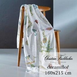 Christian Fischbacher Osuška veľká 160 x 215 cm Mermaid Dreamflor®, Fischbacher