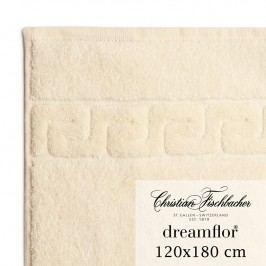 Christian Fischbacher Osuška veľká 120 x 180 cm slonová kosť Dreamflor®, Fischbacher