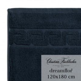 Christian Fischbacher Osuška veľká 120 x 180 cm temne modrá Dreamflor®, Fischbacher
