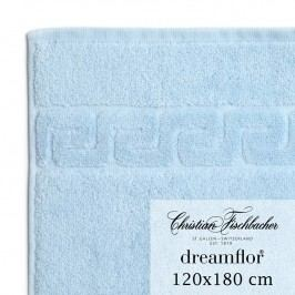 Christian Fischbacher Osuška veľká 120 x 180 cm nebesky modrá Dreamflor®, Fischbacher