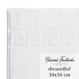 Christian Fischbacher Uterák na ruky/tvár 30 x 30 cm biela Dreamflor®, Fischbacher