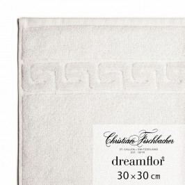 Christian Fischbacher Uterák na ruky/tvár 30 x 30 cm kriedovo biely Dreamflor®, Fischbacher