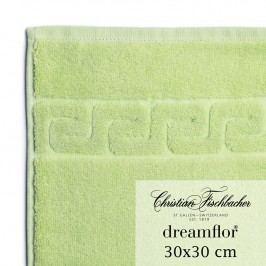 Christian Fischbacher Uterák na ruky/tvár 30 x 30 cm svetlozelený Dreamflor®, Fischbacher