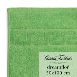 Christian Fischbacher Uterák 50 x 100 cm zelený Dreamflor®, Fischbacher