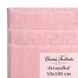 Christian Fischbacher Uterák 50 x 100 cm ružový Dreamflor®, Fischbacher