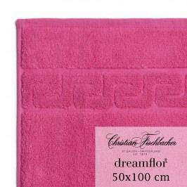 Christian Fischbacher Uterák 50 x 100 cm purpurový Dreamflor®, Fischbacher
