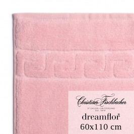 Christian Fischbacher Uterák veľký 60 x 110 cm ružový Dreamflor®, Fischbacher
