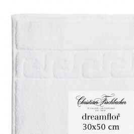 Christian Fischbacher Uterák pre hostí 30 x 50 cm biely Dreamflor®, Fischbacher