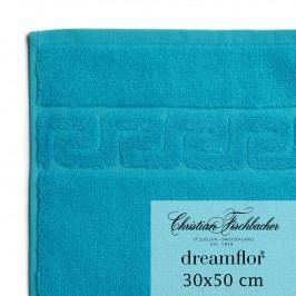 Christian Fischbacher Uterák pre hostí 30 x 50 cm azúrový Dreamflor®, Fischbacher