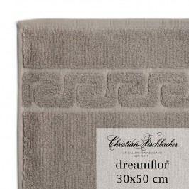 Christian Fischbacher Uterák pre hostí 30 x 50 cm béžovosivý Dreamflor®, Fischbacher