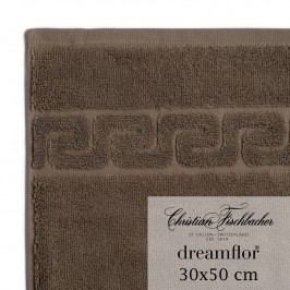 Christian Fischbacher Uterák pre hostí 30 x 50 cm hnedý Dreamflor®, Fischbacher