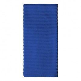 MÜkitchen Kuchynský uterák s rebrovaním modrý MÜincotton®