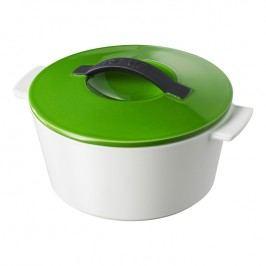 REVOL Kastrólik so zelenou pokrievkou Ø 10 cm Revolution