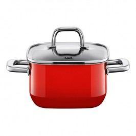 Silit Kastról 16 cm Quadro Red