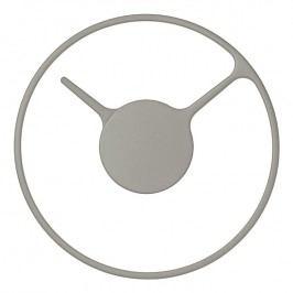 Stelton Nástenné hodiny stredné Ø 22 cm grey classic