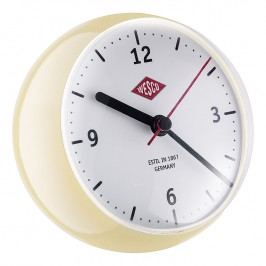 Wesco Stolné hodiny mini mandľové