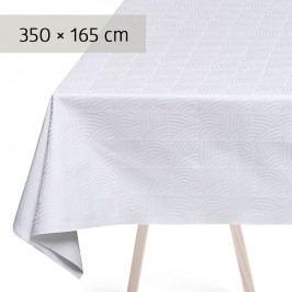 GEORG JENSEN DAMASK Obrus white 350 × 165 cm NANNA DITZEL