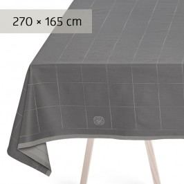 GEORG JENSEN DAMASK Obrus winter grey 270 × 165 cm ENGESVIK