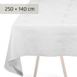 GEORG JENSEN DAMASK Obrus white 250 × 140 cm FINNSDOTTIR