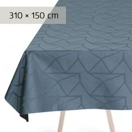 GEORG JENSEN DAMASK Obrus dusty blue 310 × 150 cm ARNE JACOBSEN