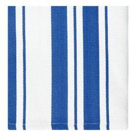 MÜkitchen Kuchynské utierky/uteráky s kobaltovými pásikmi malé MÜincotton® 2 ks