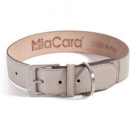 MiaCara Obojok Torino béžový S/M